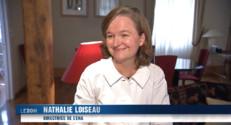 Le 20 heures du 1 octobre 2014 : Nathalie Loiseau, le nouveau visage de l%u2019ENA - 1845.559