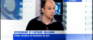 Le Buzz (1/2) - Citizenside et l'affaire Galliano