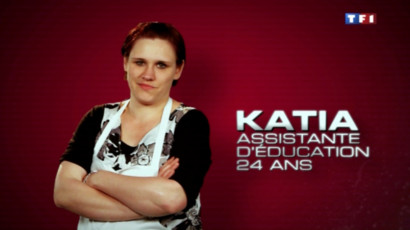 MasterChef - Katia