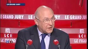 """Michel Sapin : """"L'écotaxe est morte"""""""