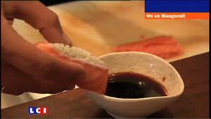On en mangerait : sushi et maki