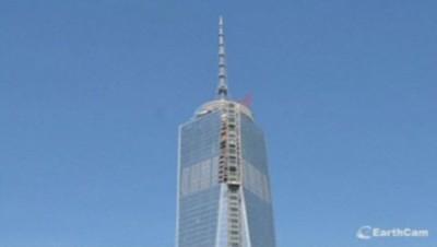 One World Trade Center : 11 ans de construction en images