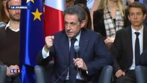 """Sarkozy sur les procédures judiciaire : """"Je n'ai pas l'intention d'accepter d'être en dessous des lois"""""""