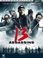 Visuel 13 Assassins de Takashi Miike