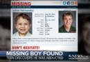 Enfant disparu USA