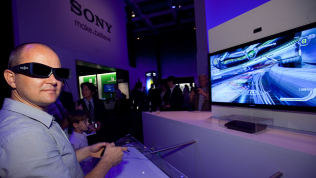 La 3D s&#039;invite chez Sony