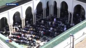 Otage décapité en Algérie : grand rassemblement à la Mosquée de Paris