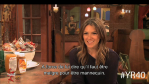 Elizabeth Hendrickson (Chloe Mitchell) : &quot;On a les meilleurs fans du monde&quot;