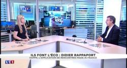 """Happn, l'application de rencontres made in France : """"On a remis le hasard au centre de la rencontre"""""""