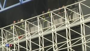 Incendie à la Cité des Sciences à Paris : le feu maîtrisé, deux pompiers légèrement blessés