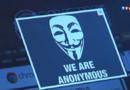 Le désormais fameux masque des Anonymous