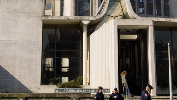 Le tribunal de Créteil/Image d'archives