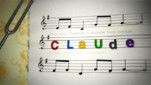 Les prnoms en musique - Claude