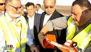 Crash dans le Sinaï : le copilote inquiet quant à l'état de l'avion