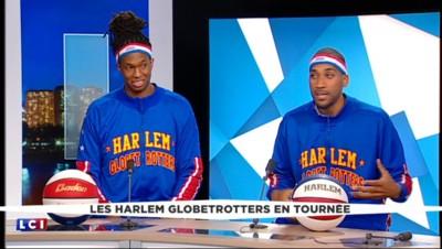 """Harlem Globetrotters : """"Nous parlons en sourires"""""""