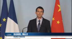 Le 13 heures du 31 janvier 2015 : Manuel Valls, VRP de la France en Chine - 960.2389999999997