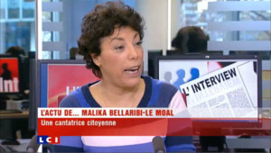 """""""Les enfants rient quand ils m'entendent chanter"""". Malika Bellaribi-Le Moal"""