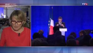 """Nicolas Sarkozy à Lille : """"un vrai discours de campagne"""""""
