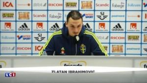 PSG : Zlatan Ibrahimovic bientôt en Angleterre ? La star suédoise laisse planer le doute