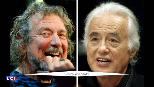 """""""Stairway to Heaven"""" de Led Zeppelin serait-il un plagiat ? La justice américaine doit trancher"""