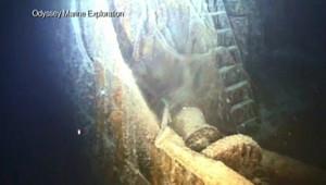 Un fabuleux trésor découvert en mer