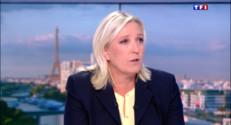 Le 20 heures du 28 août 2015 : L'intégrale de l'interview de Marine Le Pen au 20h - 692