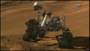 Le 20 heures du 6 août 2013 : D� un an sur Mars pour Curiosity : des scientifiques fran�s racontent - 845.4098761291503
