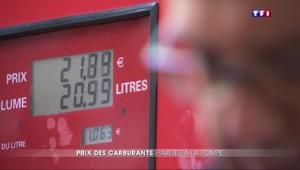 Les prix des carburants repartent à la hausse : en cause, la taxation du gouvernement