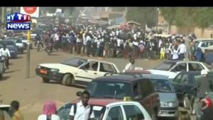 Manifestations antifrançaises au Niger : les images des violences