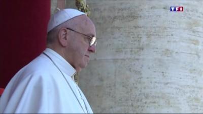 Noël : le pape François a prononcé sa bénédiction urbi et orbi et appelé le monde à la sobriété