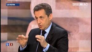 Sarkozy propose l'exonération des charges pour l'embauche d'un senior