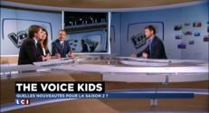 """The Voice Kids : les enfants """"vivent l'expérience comme une parenthèse"""""""