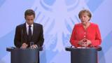 Ultime rencontre Merkel-Sarkozy avant le sommet sur la Grèce