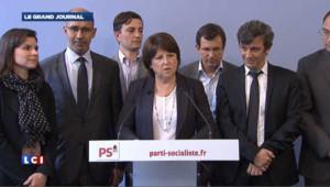 Aubry : « Nous avançons main dans la main avec le chef du gouvernement »