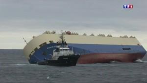 Cargo à la dérive : la deuxième tentative de remorquage différée