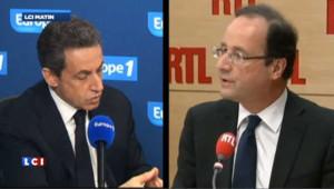 Course d'endurance pour les candidats Hollande et Sarkozy