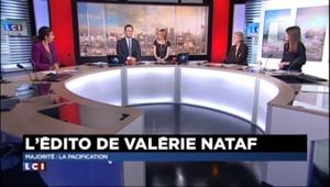 La chronique politique de Valérie Nataf : Majorité: La pacification