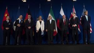 Les grandes puissances et l'Iran ont conclu jeudi à Lausanne un accord cadre pour résoudre le dossier du nucléaire iranien, étape fondamentale sur la voie d'un accord final d'ici au 30 juin.