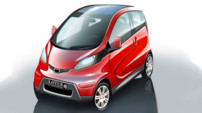 Lotus Electric City Car
