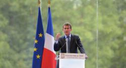 Manuel Valls Medef