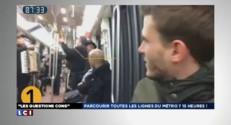ZAPNET - Parcourir tout le métro parisien en 15h !