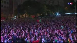 Euro 2016 : le Portugal qualifié pour les demi-finales, la joie des supporters