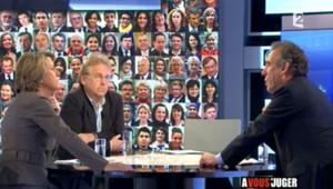 François Bayrou et Daniel Cohn-Bendit sur France 2 (4 juin 2009)