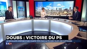 """Législative dans le Doubs : """"Le FN est aux portes du pouvoir"""" pour le députe PS de Seine-et-Marne"""