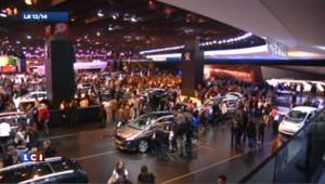 Mondial de l'auto 2012 : un bon cru malgré la crise