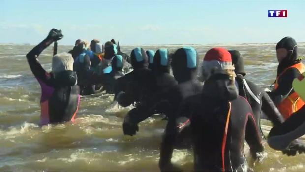 Tendance : la randonnée aquatique