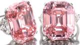 Un diamant rose d'une grande rareté mis aux enchères