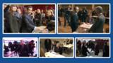Bayrou, Mélenchon, Hollande, Sarkozy et Le Pen ont voté