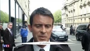 """Contrat décroché par DCNS : Valls salue """"la force de l'économie et de l'industrie française"""""""