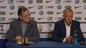 """Didier Deschamps : """"La saison, pas un long fleuve tranquille"""""""